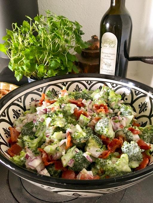 catering helene kjellin broccolisallad