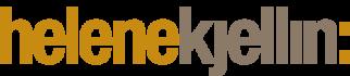 logo helene kjellin