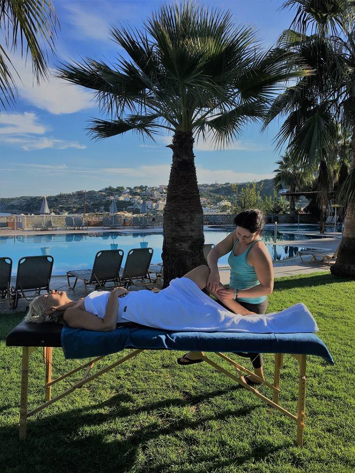Lymfmassage Eva