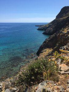 Kreta vandring